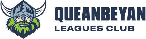 Logo: Queanbeyan Leagues Club
